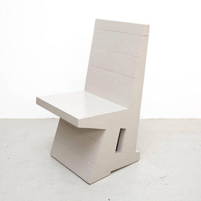 Dom Hans van der Laan Pair of Easy Chairs - Image 2 of 11