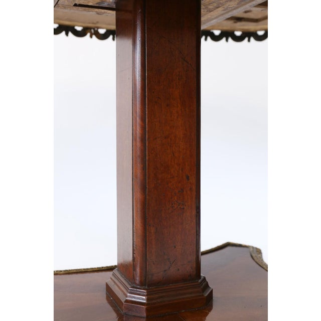 English Regency Center Table For Sale - Image 4 of 13