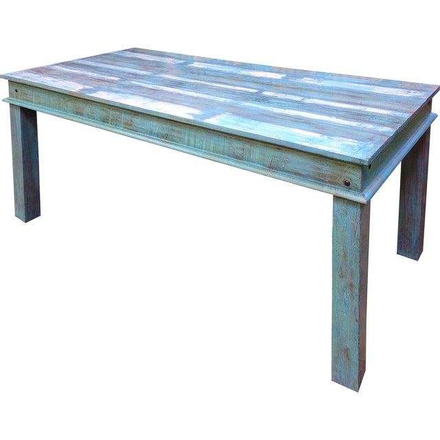 Brix Lagoon Dining Table - Image 2 of 5