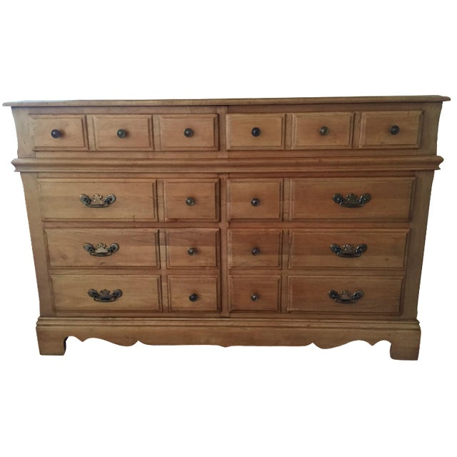 Antique Chippendale Chest of Drawers - Image 1 of 9