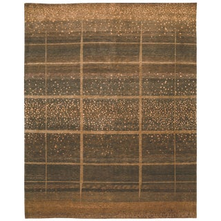 ModernArt - Customizable Sienna Rug (8x10) For Sale