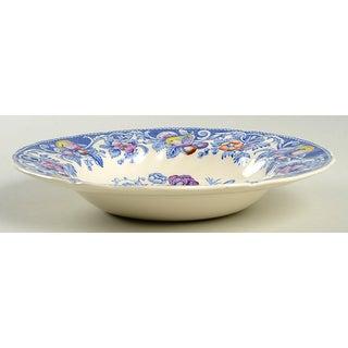 Royal Doulton Pomeroy Blue Rim Bowl - Set of 8 Preview