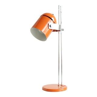 1970s Vintage Czech Desk Lamp For Sale