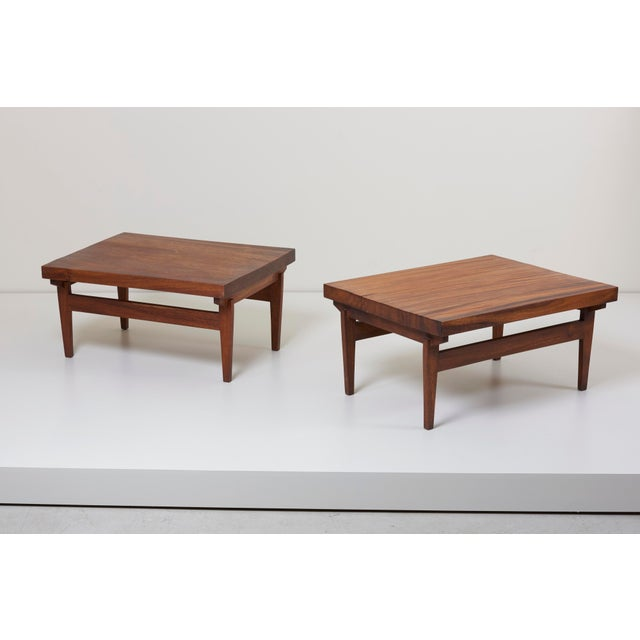 Pair of Signed Studio Craft End Tables, Guatemala, 1960s For Sale - Image 10 of 10