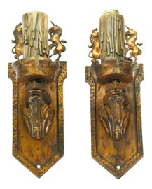 Image of Gothic Sconces and Wall Lamps