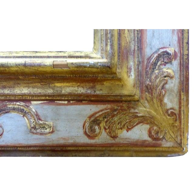 Baroque 17th Century European Gilt-Wood Frame - Image 5 of 9