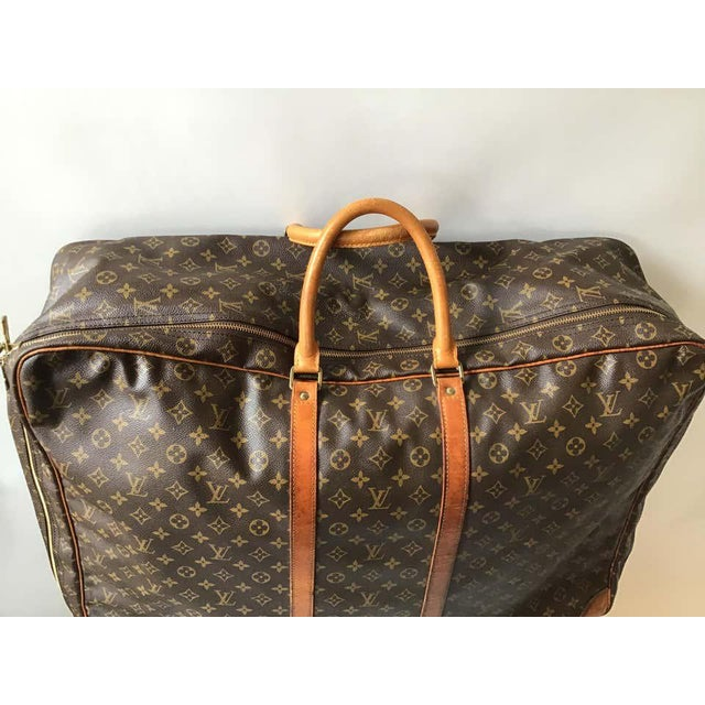 1980s Louis Vuitton Soft Suitcase For Sale In New York - Image 6 of 13