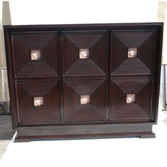 Entertainment Cabinet Styled After Maxine Old - Image 3 of 10