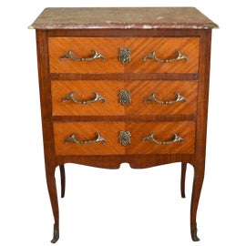 Image of Chestnut Commodes