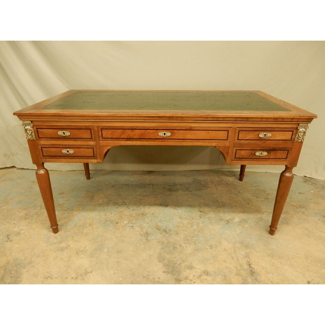 19th Century French Desk For Sale - Image 9 of 9