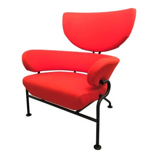 Tre-Pezzi Lounge Chair For Sale