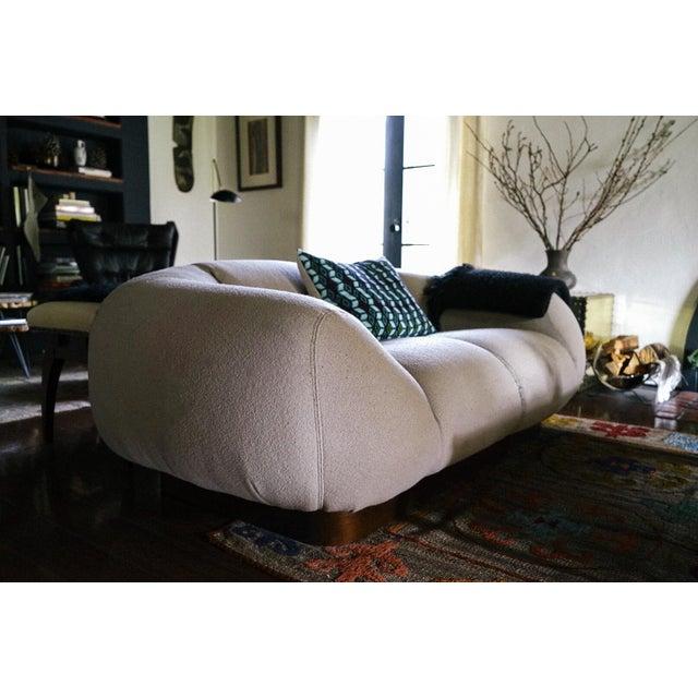 Italian 1970's Modern Italian Sofa For Sale - Image 3 of 10