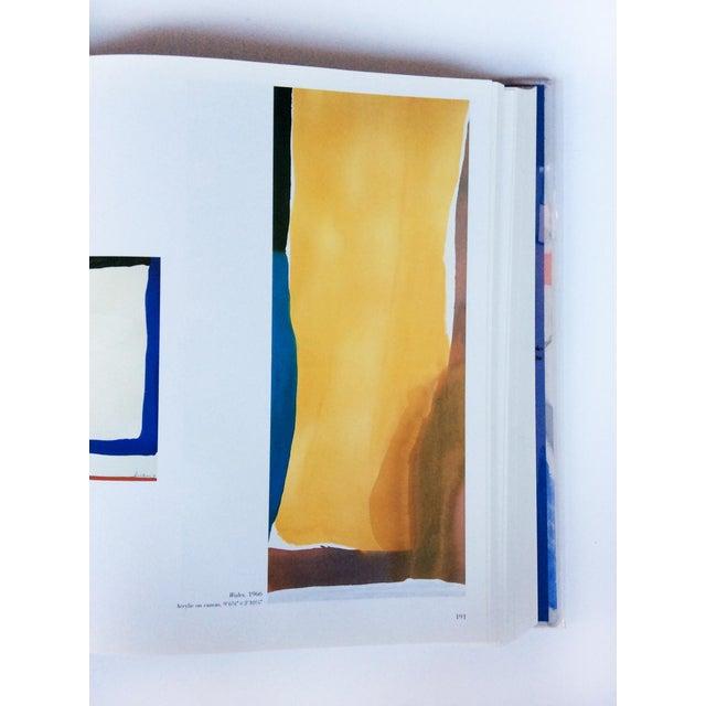 Signed Helen Frankenthaler Monograph Book For Sale In New York - Image 6 of 10