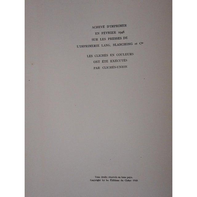 Vintage Ltd. Ed. Modernist Lithograph-Amadeo Modigliani-Folio Size - Image 3 of 3