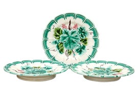 Image of Shabby Chic Serving Dishes and Pieces