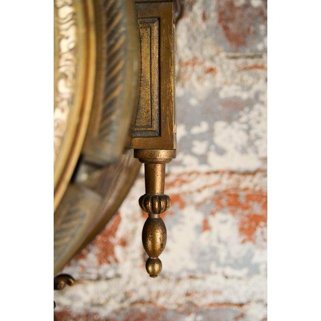 19th Century Creusy Paris Bronze French Clock - Image 9 of 10