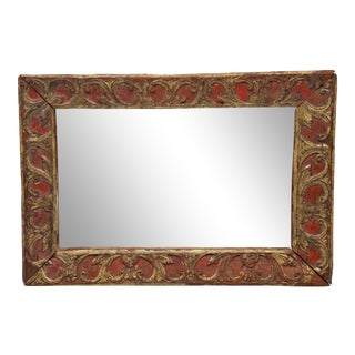 Neoclassical Mirrored Tray For Sale