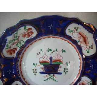 Gaudy Welsh Serving Plate Preview