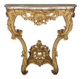 Image of Rococo Console Tables