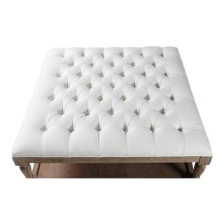 Blink Home Tufted Ottoman For Sale