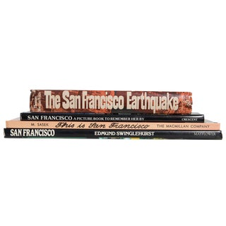 San Francisco Coffee Table Set, (S/4) For Sale