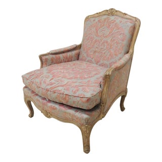 Louis XV French Style Bergere