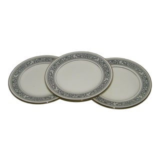 Vintage Noritake Prelude Salad Plates - Set of 3 For Sale
