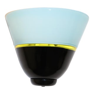 Mid-Century Modern Murano Glass Wall Sconce For Sale