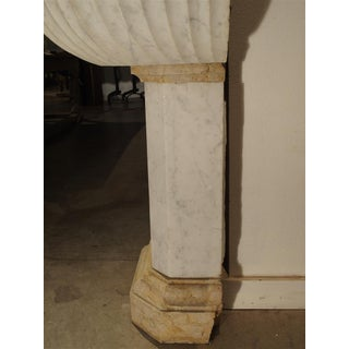 Antique Carved Marble Wall Fountain From Italy, Circa 1850 Preview