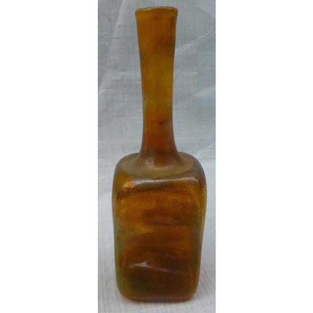Vintage Studio Glass Bud Vase - Image 2 of 7