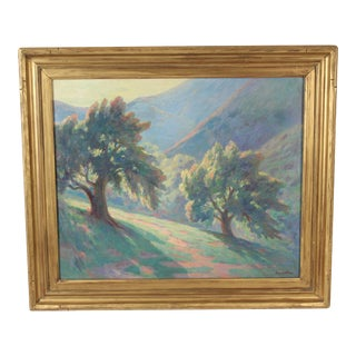 Landscape Painting by Mary Belle Williams For Sale