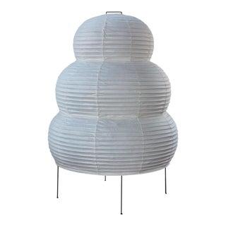 Large Isamu Noguchi Akari 25n Floor Lamp For Sale