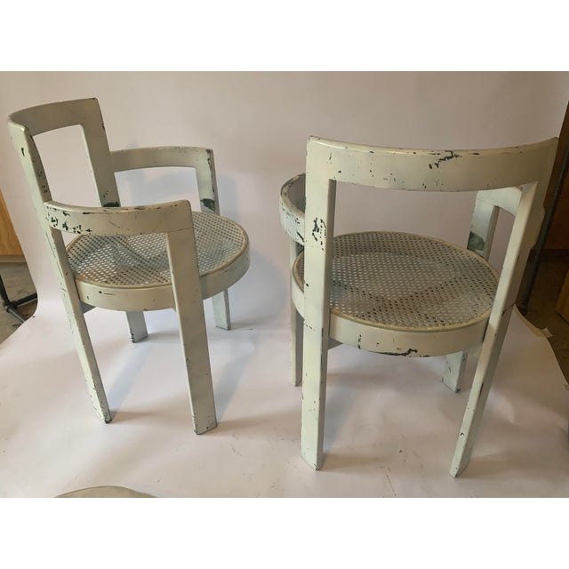 Thonet Mid 20th Century Bentwood Dining Chair - a Pair For Sale - Image 4 of 5