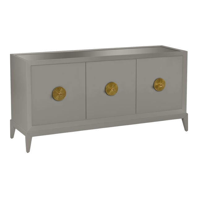 Casa Cosima Hayes Sideboard, Chelsea Gray For Sale
