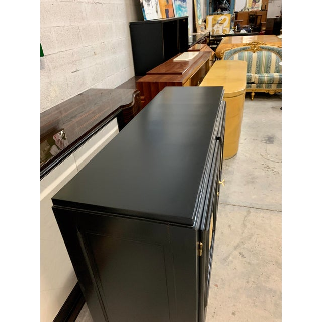 1940s Vintage French Art Deco Sideboard / Buffet / Bar For Sale - Image 9 of 13