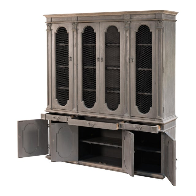 Traditional Ashburne Cabinet For Sale - Image 3 of 5