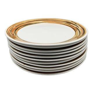 Vintage Syracuse Restaurantware Plates - Set of 12 For Sale