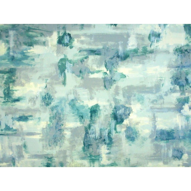 Alaina suga lane modern abstract acrylic painting on paper for Acrylic painting on paper tips