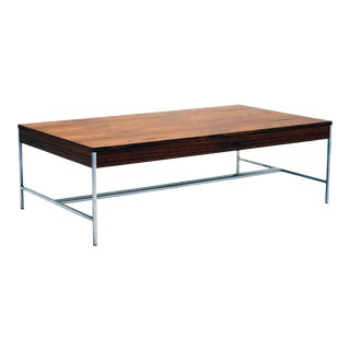 Rosewood Model 5751 George Nelson Coffee Table For Sale