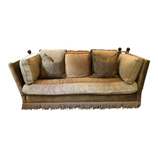 Vintage Custom Made Sofa For Sale