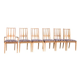 Broyhill Brasilia Mid Century Dining Chairs For Sale