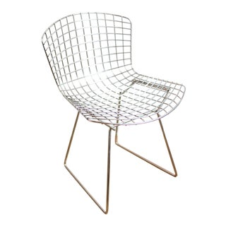 Original Harry Bertoia Wire Chair For Sale