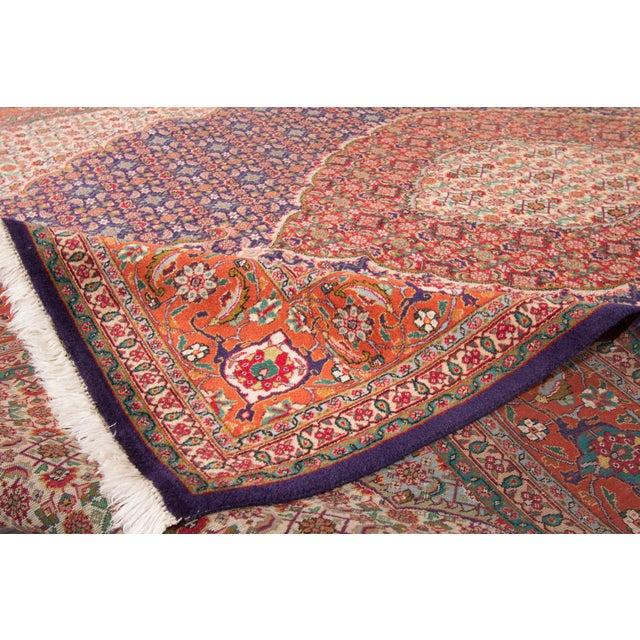 Boho Chic Apadana-Persian Rug - 8 ′4″ × 11'8″ For Sale - Image 3 of 4