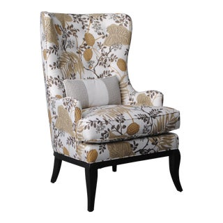 Sherman Wing Chair For Sale