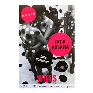 Yayoi Kusama 'Dots' Exhibit Poster