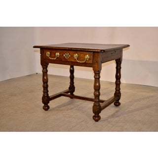 18th Century English Side Table Preview
