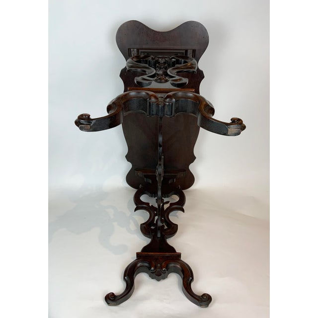 19th Century Victorian Side Table For Sale - Image 11 of 13