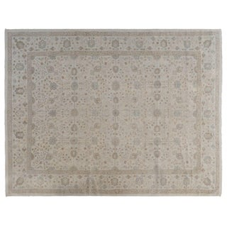 Stark Studio Rugs Traditional Oriental Wool Rug - 9′ × 11′10″ For Sale
