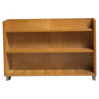 Axel Einar Hjorth Birka Bookcase, Nordiska, Sweden, 1935 For Sale