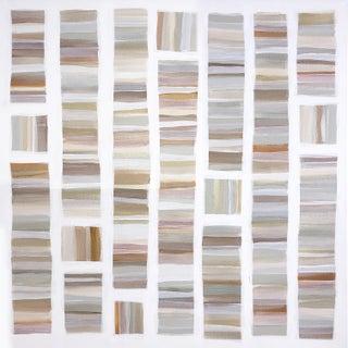 'Suntan' Original Abstract Painting by Linnea Heide For Sale
